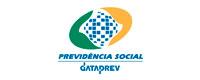 Logo Previdencia social
