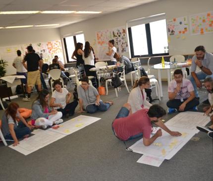 Atividade Design Thinking
